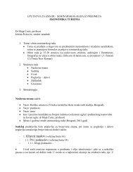 uputstvo za izradu seminarskog rada - Visoka turistička škola