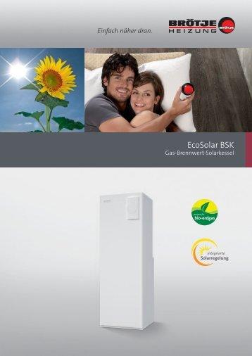 EcoSolar BSK - Brötje