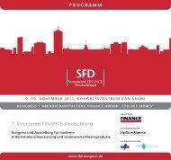 7. Structured FINANCE Deutschland
