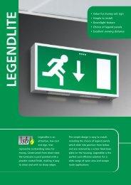 cc1208 legendlite leaflet