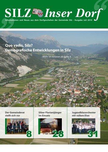 6,20 MB - Gemeinde Silz - Land Tirol