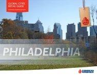 download Philadelphia overview (PDF) - Cushman & Wakefield's ...