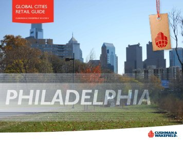 download Philadelphia overview (PDF) - Cushman & Wakefield's ...