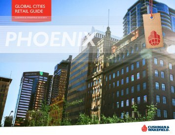 download Phoenix overview (PDF) - Cushman & Wakefield's Global ...
