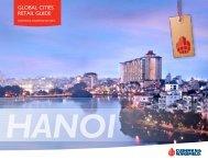 Hanoi - Cushman & Wakefield's Global Cities Retail Guide