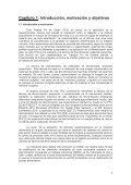análisis del rendimiento del algoritmo de manchas espectrales para ... - Page 6