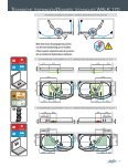 WALK 2 Inloopdouche met douchebak - Glas 6 mm Paroi ... - Novellini - Page 7