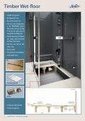 The UK Wet Room specialist - Novellini - Page 4