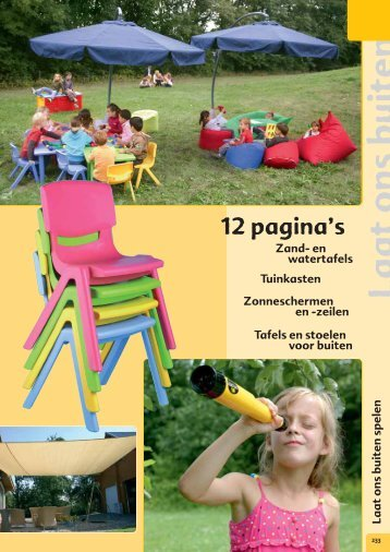 Laat ons buiten spelen - Conen GmbH & Co. KG