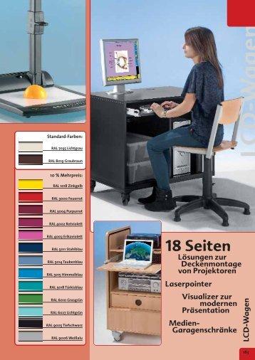 LCD-Wagen - Conen GmbH & Co. KG