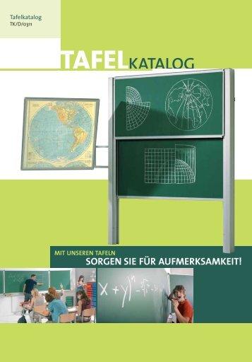 TAFELKATALOG - Conen GmbH & Co. KG