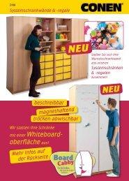 69 D Klassenraumschränke - Conen GmbH & Co. KG