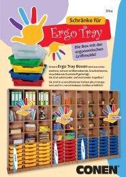 Ergo Tray - Conen GmbH & Co. KG
