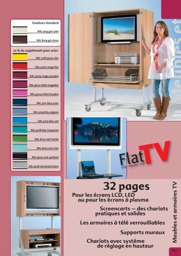Meubles et armoires TV - Conen GmbH & Co. KG
