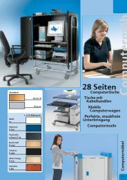 Computermöbel - Conen GmbH & Co. KG