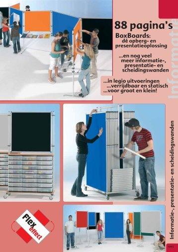 Informatie-, presentatie- & scheidingswanden - Conen GmbH & Co ...