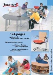 Tables et chaises pour projets - Conen GmbH & Co. KG