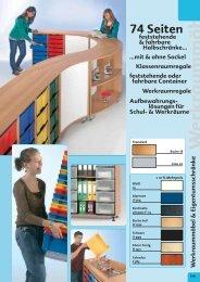 Werkaummöbel & Eigentumsschränke - Conen GmbH & Co. KG