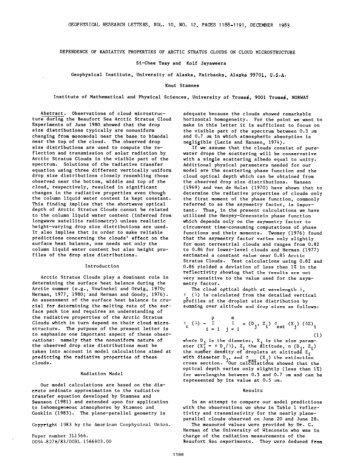 geophysical research letters, vol. 10, no. 12, pages 1188-1191 ...