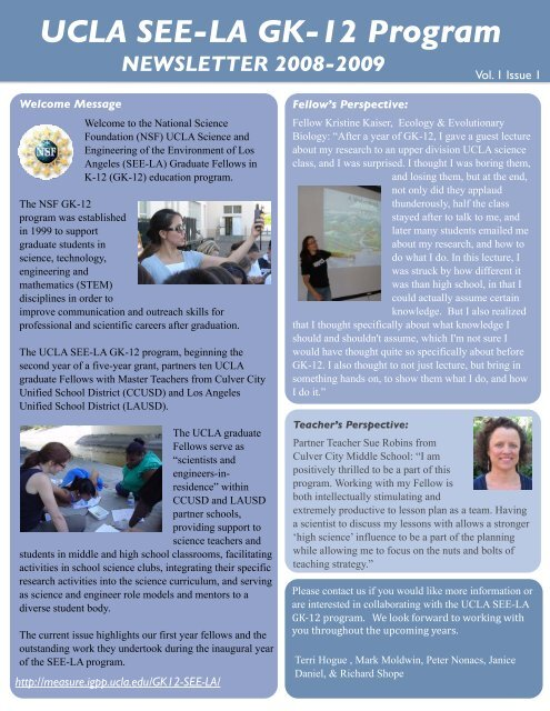 Newsletter final-pages - Professor Mark Moldwin - UCLA