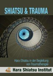 SHIATSU & TRAUMA - Hara-Shiatsu Institut