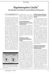 Hagebuttenpulver LitoZin - Astral