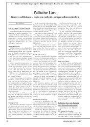 Palliative Care - Astral