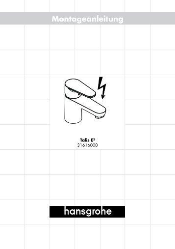 44 9 hansgrohe 3 loch armatur wannenrand combinazione. Black Bedroom Furniture Sets. Home Design Ideas