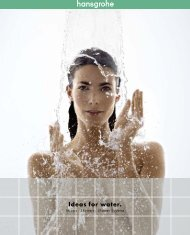 Hansgrohe compact catalogue
