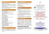 Programma - DPSS - Università degli Studi di Padova