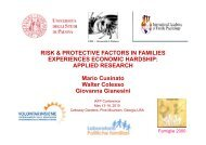 Family Relation Resources measures - DPSS