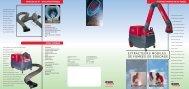 mobiflex 100-nf ventilateur portable tuyaux flexibles - Lincoln Electric