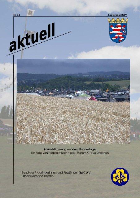 """""""Kurs für Meutenführungen"""" (KfM) 2010 - BdP Landesverband Hessen"""