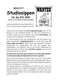 Studiosippen - BdP Landesverband Hessen
