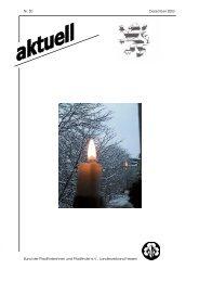 Nr. 50 Dezember 2003 Bund der Pfadfinderinnen und Pfadfinder eV ...