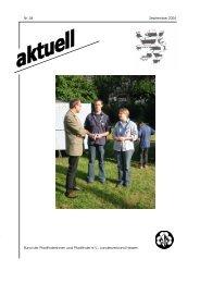 Nr. 54 September 2004 Bund der Pfadfinderinnen und Pfadfinder eV ...