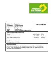 Bodengutachten Eventhalle - Grüne Fraktion im Stadtrat Saarbrücken