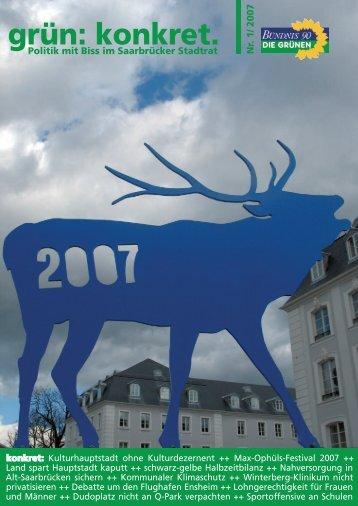 Download als PDF - Grüne Fraktion im Stadtrat Saarbrücken