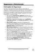 Sumário Segurança e Manutenção ... - medion - Page 5