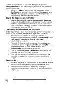 Sumário Segurança e Manutenção ... - medion - Page 6