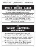 warning advertencia avertissement - Page 2