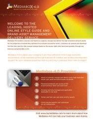 Mediabox-4.0 Provides: 1 2 3 4 5