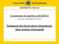 lions clubs international - E-district.org