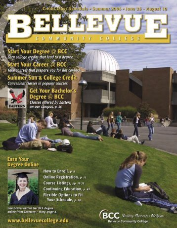 Summer 2006 - Bellevue College