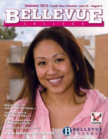 Summer 2012 - Bellevue College