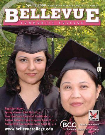 Spring 2008 - Bellevue College