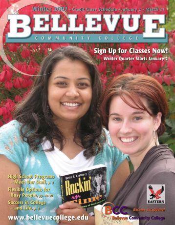 Winter 2007 - Bellevue College