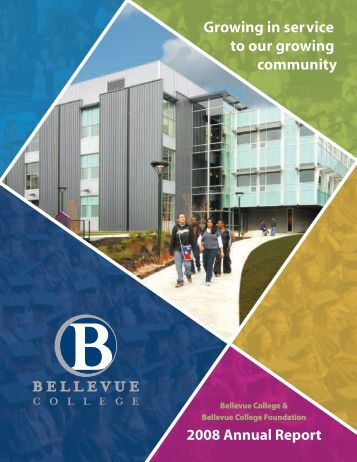 Growing in service to our growing community - Bellevue College