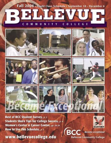 Fall 2006 - Bellevue College