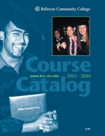 2003 / 2004 - Bellevue College
